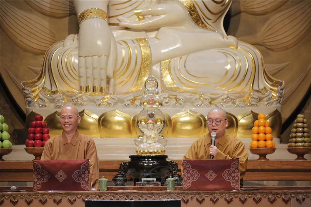 遇見維摩詰 佛光山南屏別院人間佛教系列講座