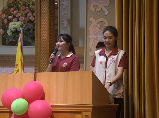 2020南區協會年會 – 寶華青年擔任司儀